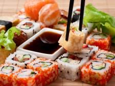 Last van droge ogen? Eet sushi!