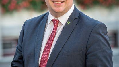 Kris Declercq legt opnieuw eed af als burgemeester