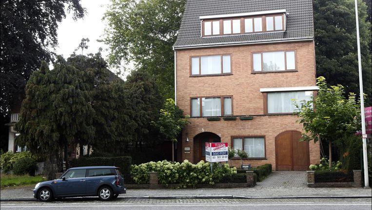 Het huis van Bart de Wever in Deurne.