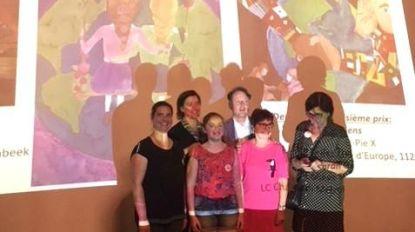 Leerling Virma wint Vredesposterwedstrijd