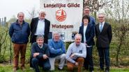 Landelijke Gilde Wortegem bestaat 100 jaar en deelt 90.000 zonnebloemzaadjes uit