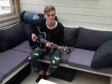 Mitch Lodewick nieuwe ster uit Aalten in Idols