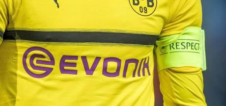 Primeur: Dortmund vanaf volgend seizoen met wisselende shirtsponsoren