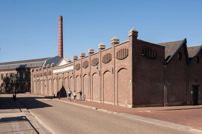 Weverijmuseum in Geldrop.