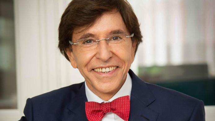 """Elio Di Rupo est """"optimiste"""" à trois semaines du scrutin"""
