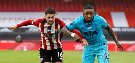 Sheffield brengt Spurs gevoelige tik toe in strijd om EL-ticket
