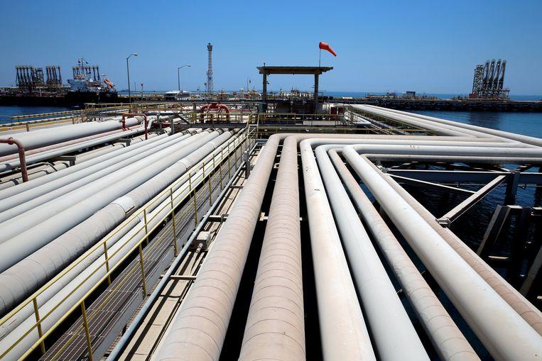 Nu olie- en gasprijzen blijven stijgen, trekken de investeringen daarin aan. Beeld Reuters