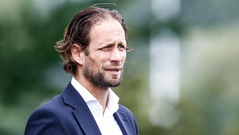 Olaf Lindenbergh gaat weer voetballen. Beeld Pro Shots/Remko Kool