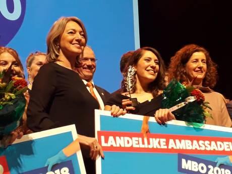 Rotterdamse gekozen tot landelijk mbo-ambassadeur