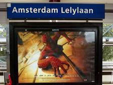 Treinverkeer Lelylaan korte tijd stilgelegd