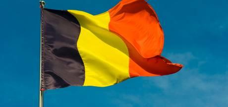 Zundert steekt de Belgische vlag uit: 'Hoera de grens gaat open!'