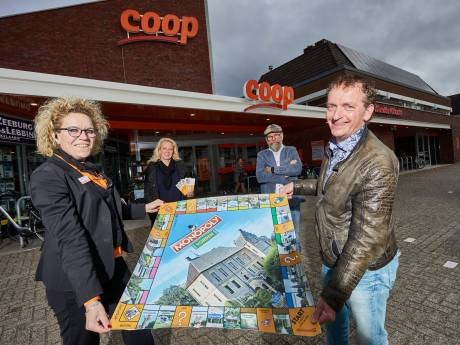 Vorden krijgt eigen Monopoly-spel: zonder 'Kalverstraat' maar met 'Het Knopenlaantje'