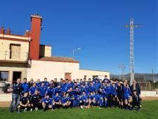 Sliedrecht met 51 man op trainingskamp naar Valencia