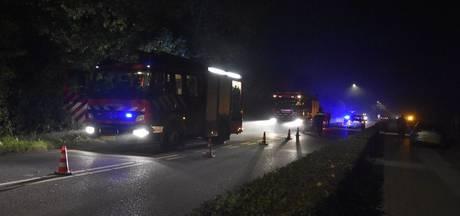 Woningbrand in Rijswijk; bewoners lichtgewond