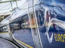 Eerste rechtstreekse Eurostar sjeest van Londen naar Rotterdam en Amsterdam