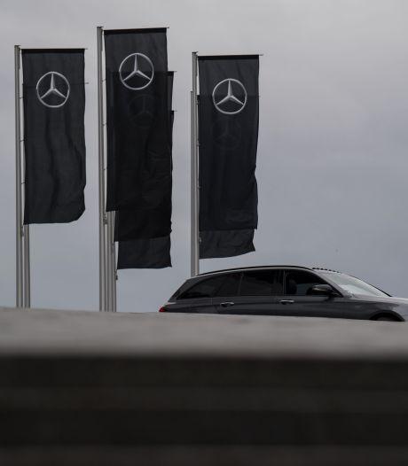 Mercedes rend publics les plans de ses appareils de ventilation pour malades du coronavirus
