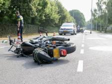 Motorrijdster gewond door ongeluk in Tilburg; passerende arts verleent eerste hulp