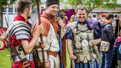 Romeins Weekend lokt uit heel Vlaanderen volk naar Oudenburg