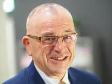 Boekelse burgemeester Pierre Bos kondigt afscheid aan, hij stopt in juni 2021
