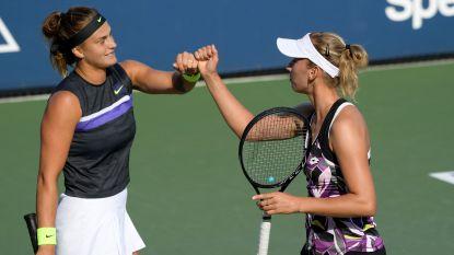 Elise Mertens plaatst zich op US Open voor finale dubbelspel