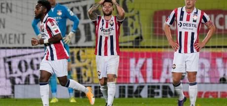 Europees avontuur ten einde: Rangers geeft Willem II een lesje effectiviteit