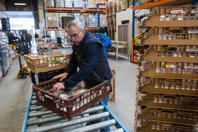 Archieffoto van Voedselbank Deventer.