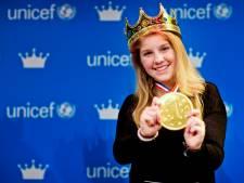 Zwolse Sann (14) is een jaar Koningin van de Jeugd