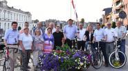 Boeren en ambachten: CD&V wandelt door Geraardsbergen