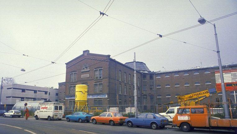 Archiefbeeld van de gevangenis aan de Havenstraat. Beeld anp