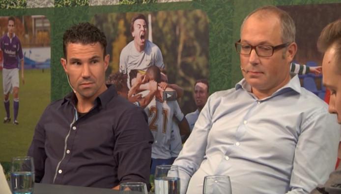 Pim Bruins en Frans van Pagee.