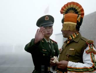 Opnieuw schermutselingen aan grens tussen India en China in Himalayagebergte