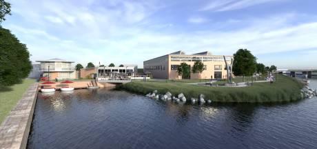 Dit is het droombeeld van Stichting Behoud Erfgoed De Vries Robbé voor Linge II Zuid: 'Cadeautje aan de stad'