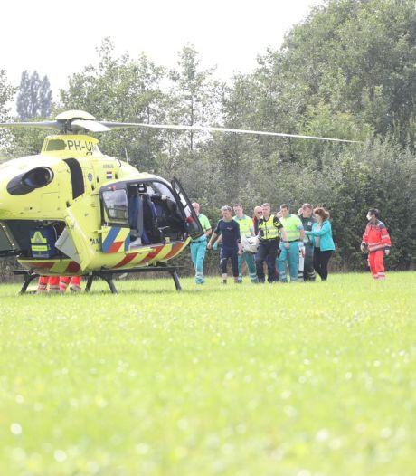 Twee parachutisten storten neer op vliegveld Teuge: 'Ik sta er niet meer raar van te kijken'
