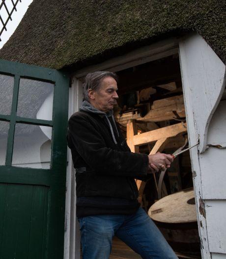 Nog 1000 euro en de molen in Marle kan eindelijk worden hersteld