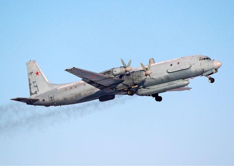 Een Russische Il-20 Beeld null