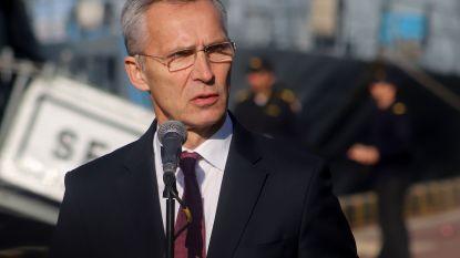 """NAVO roept Rusland op """"zijn troepen terug te trekken"""" uit oosten van Oekraïne"""
