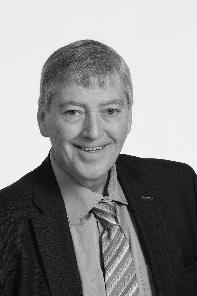 Schepen Gilbert Wouters overleed zondagochtend.