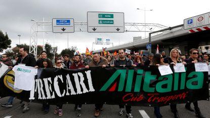Nieuw noodplan voor Alitalia voorziet in kostenverlaging en omzetstijging