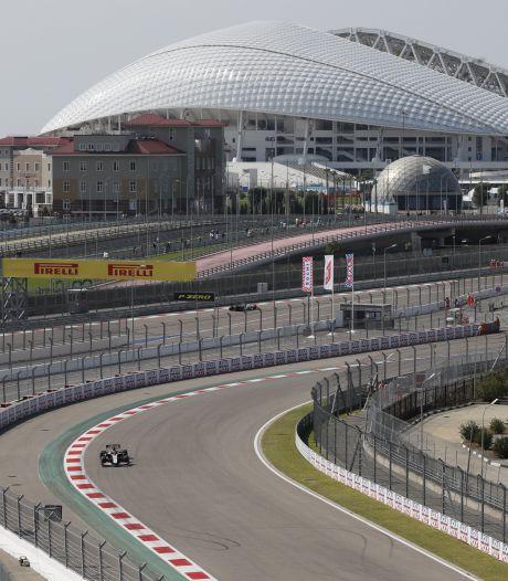 Zeven positieve coronatests in F1