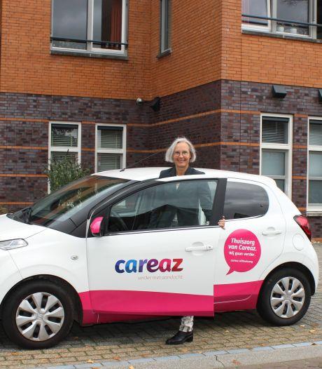 Zorginstelling Careaz introduceert slogan bij logo: verder met aandacht
