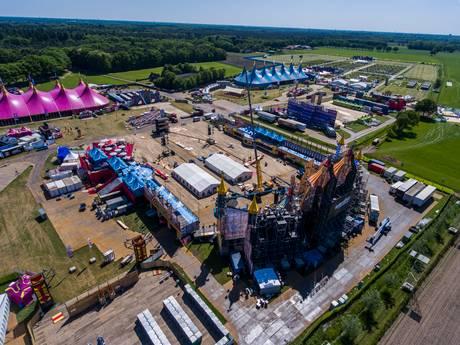 Intents is op de hitte voorbereid; Circus of Insanity kan in Oisterwijk van start