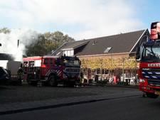 Zolderbrand aan Molenweg in Klarenbeek snel onder controle