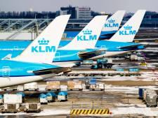 Meer reizigers voor KLM  in juli, ondanks grote brandstofstoring