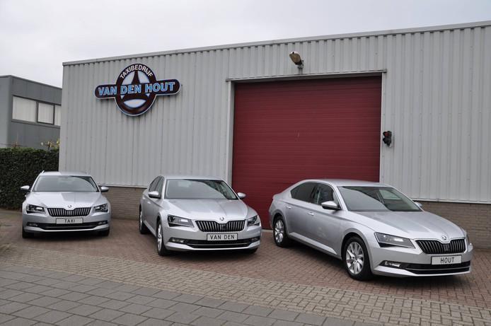 Het doek is gevallen over taxibedrijf Van den Hout.