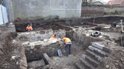 Merovingische vondsten bij archeologisch onderzoek in Oud-Rekem