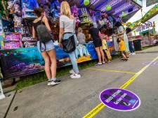 Park kan Zwolse kermis aan, organisator leert in Apeldoorn hoe om te gaan met de coronaregels