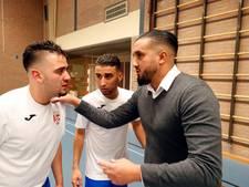 Zaalvoetballers ZVV Eindhoven blijven op koers voor titel