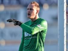 Kornelis blijft eerste doelman van De Treffers