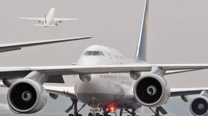 Uitbreiding staking luchthaven Frankfurt verboden