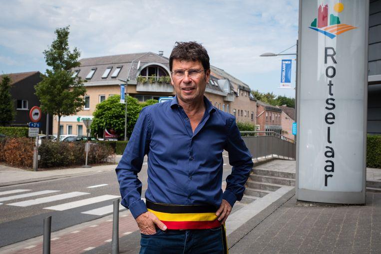 Dirk Claes, burgemeester Rotselaar (CD&V)